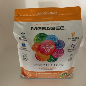 MegaBee Bulk Pollen Substitute – 5 pound bag