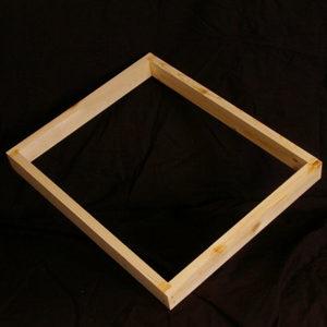 Rim – 2″, Unpainted – 8 Frame
