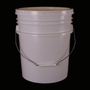 Pail – 5 gallon w/ lid