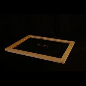 Inner Cover – 8 Frame, Acrylic, Assembled
