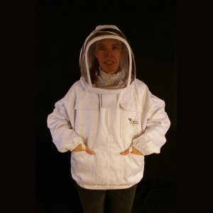 Professional Beekeepers Jacket with Fencing Style Veil