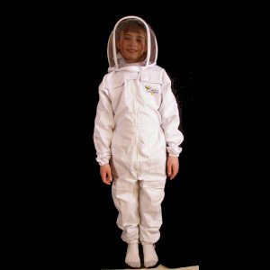 Childs Beekeeping Suit with Fencing Veil – Read Me!