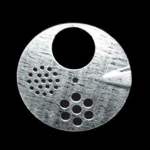Nuc entrance disk