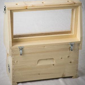 5 Frame Observation Hive