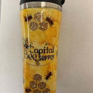Capital Bee Supply 16 oz Beverage Mug !