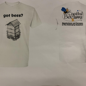 Capital Bee Supply GOT BEE's T'Shirt